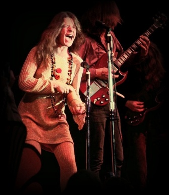 Janis Joplin at Monterey Pop Festival
